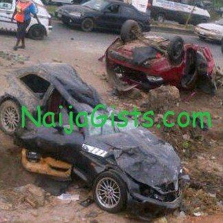 4 students killed in car crash ibadan