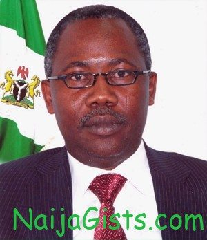 Mohammed Bello Adoke SAN