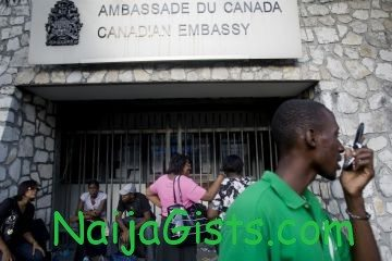 canadian visa processing time nigerians reduced