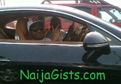 davido lagos traffic