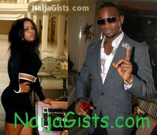 dbanj new girlfriend