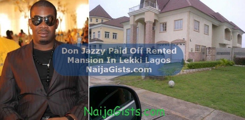 don jazzy mansion house pictures