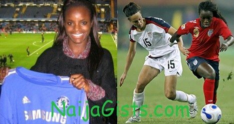 eniola aluko chelsea ladies football club