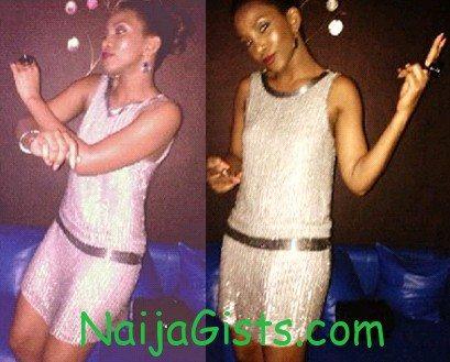 genevieve nnaji dancing dance party