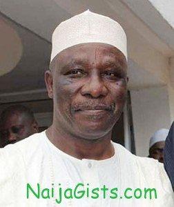 governor patrick yakowa dead