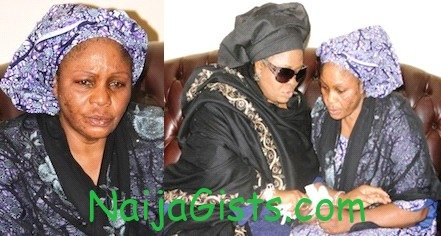 governor yakowa wife amina