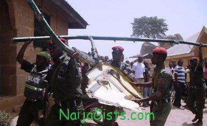 helicopter crashed bayelsa state nigeria