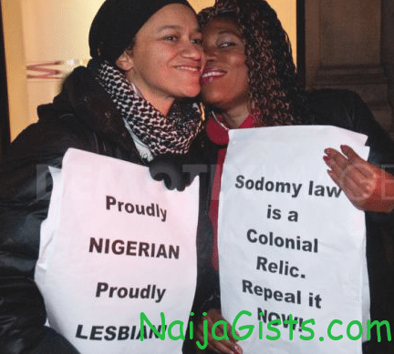 homosexuality in nigeria