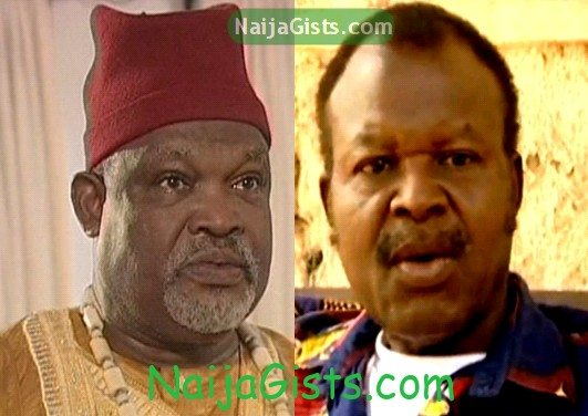 late nigerian actors