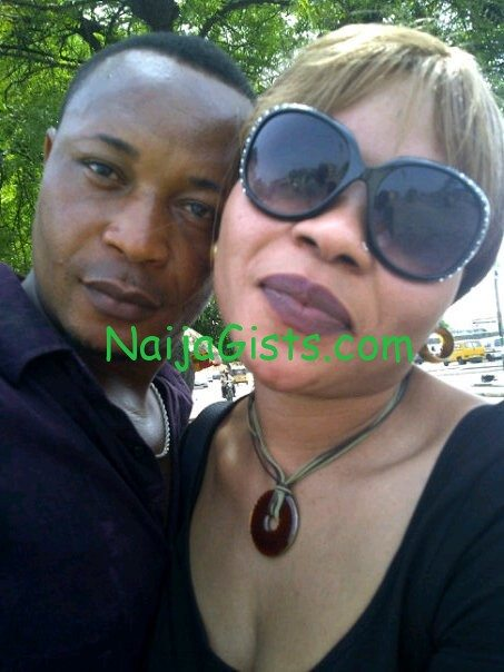 nigerian actor wife close facebook account