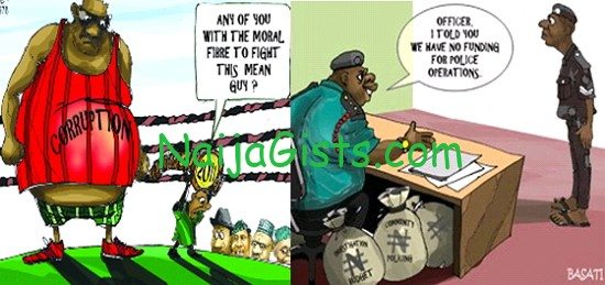 nigerian government corruption