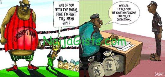 nigerian government corruption