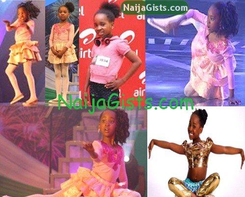 nigeria's got talent winner amarachi