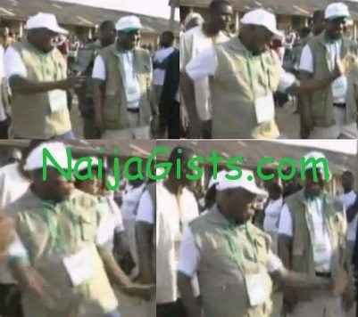 obasanjo gangnam style dance ghana
