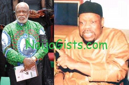 ojukwu first son disowned