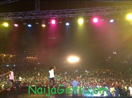 p square concert accra ghana
