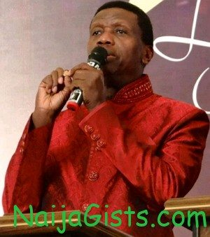 pastor adeboye messages