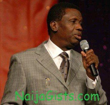 pastor ea adeboye sermons