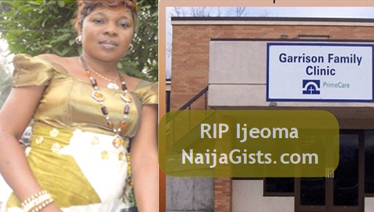 pregnant woman die clinic port harcourt