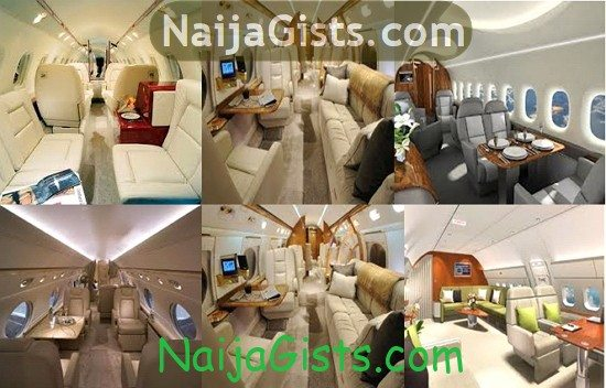 private jet owners in nigeria