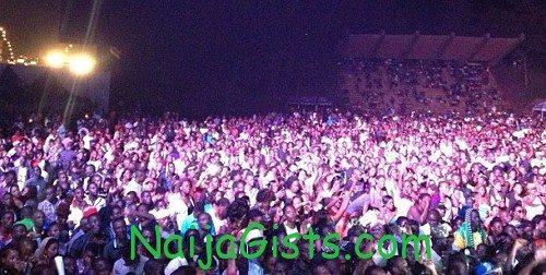psquare concert in uganda