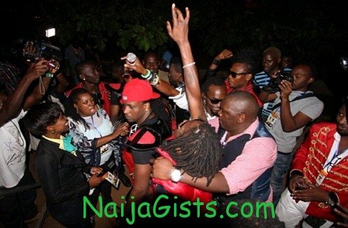 psquare ticket sold out uganda
