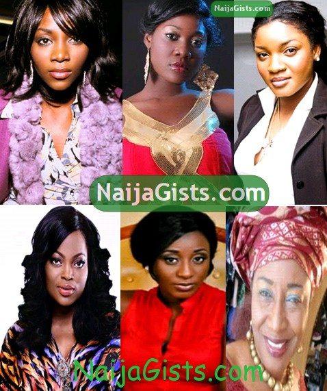 top 10 most popular nollywood actresses