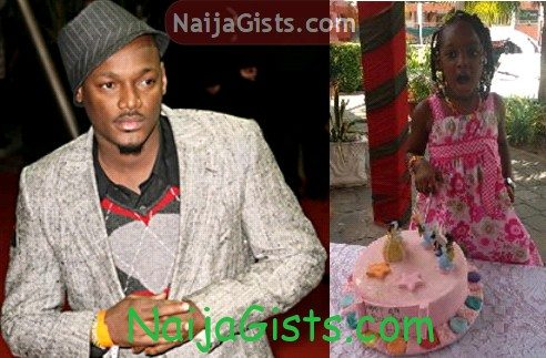 tuface idibia daughter eva