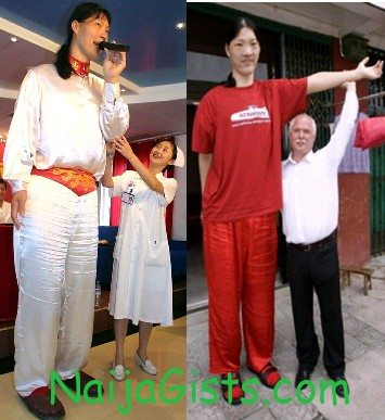yao defen world's tallest woman died