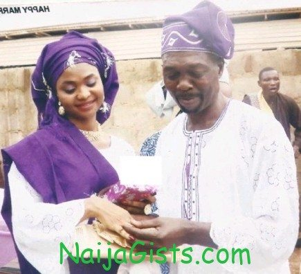 yoruba actor ajigijaga wedding pictures