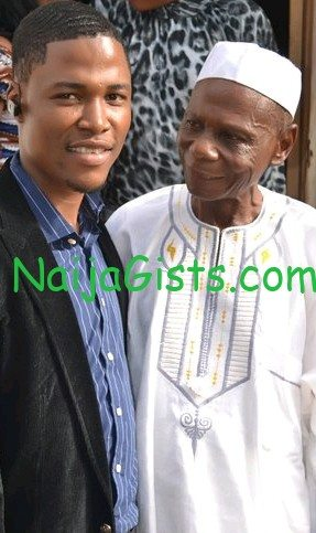 Israel Osunsanmi father