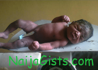 baby buried alive lagos