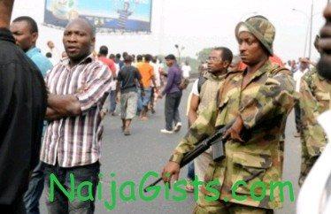 boko haram leader arrested in abuja
