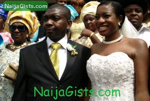 chika ike wedding pictures