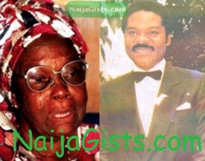 dele giwa mother dead