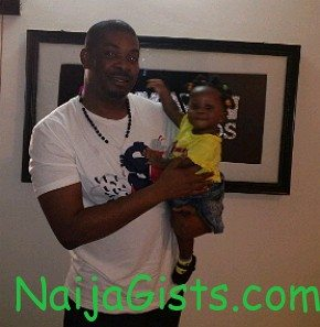 don jazzy daughter picture