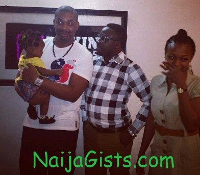 don jazzy god-daughter