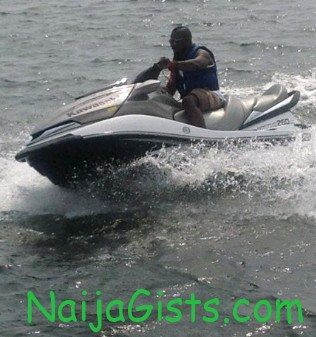 jim iyke island vacation pictures