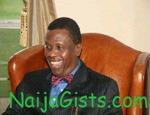 pastor adeboye tiger