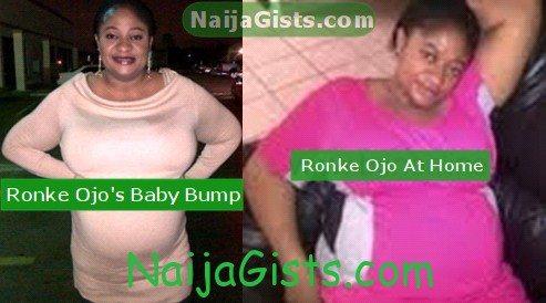 ronke oshodi oke pregnant pictures