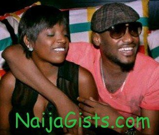 2face idibia annie wedding dubai