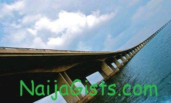 3rd mainland bridge collapsed