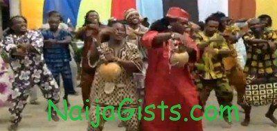 african gangnam style