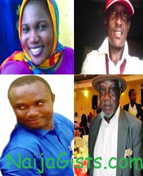 nigerian actors died 2013