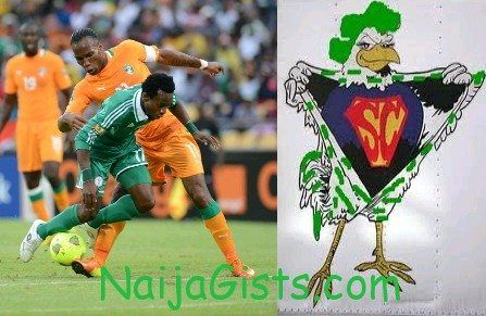 super chickens eagles ivory coast