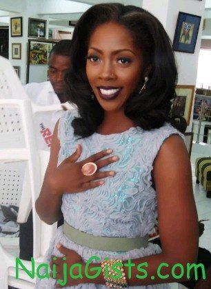 tiwa savage birthday 2013