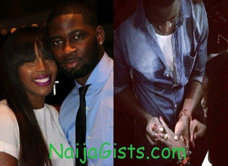 tiwa savage wedding married