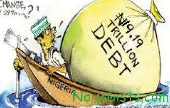 nigeria debt 19.6 trillion