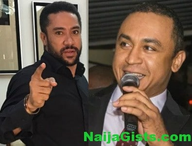 majid michel corrects daddy freeze