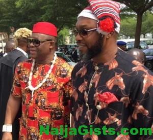 fani kayode igbo attire